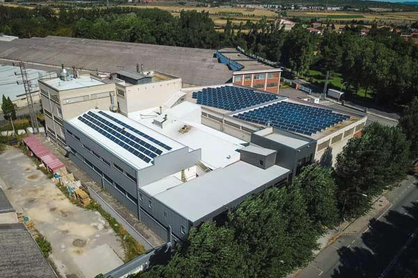 Energía Solar Cafés Fortaleza