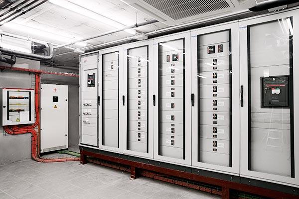 Instalaciones industriales en Pamplona